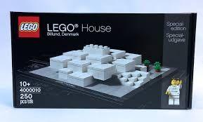 Lego house set exclusivo novo e selado