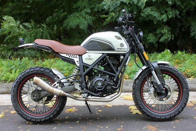 Мотоцикл Geon Scrambler 250|Гарантія 1 рік, Доставка,Сервіс від Дилера