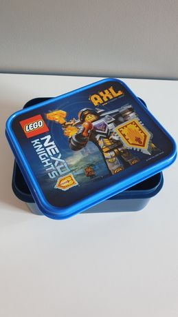 Śniadaniówka Lego Nexo Knights oryginał lunch box