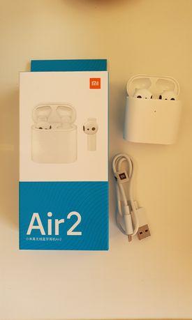 Беспроводные наушники Xiaomi Mi Air 2 True Wireless Earphones White