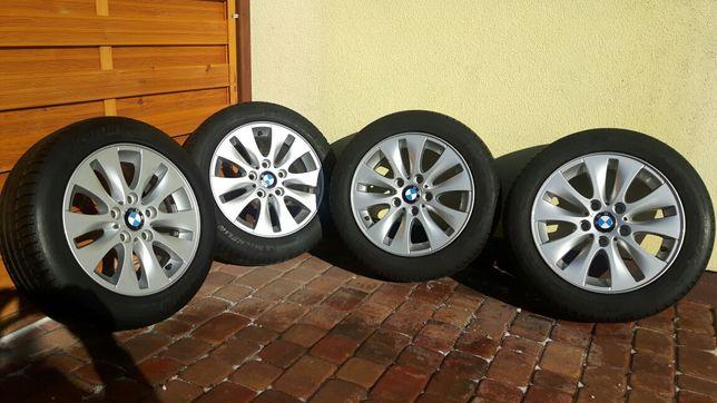 Kpl kół Michelin 195/55/ R16 do BMW serii 1 i 3