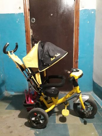 СРОЧНО!Продается детскиий трехколесный велосипед б/у 1000грн.,ТОРГ!!
