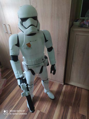 Star Wars Biała Figurka Ponad Metr Wysokości ! Bardzo zadbana