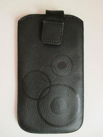 Pokrowiec na telefon (komórka) czarny