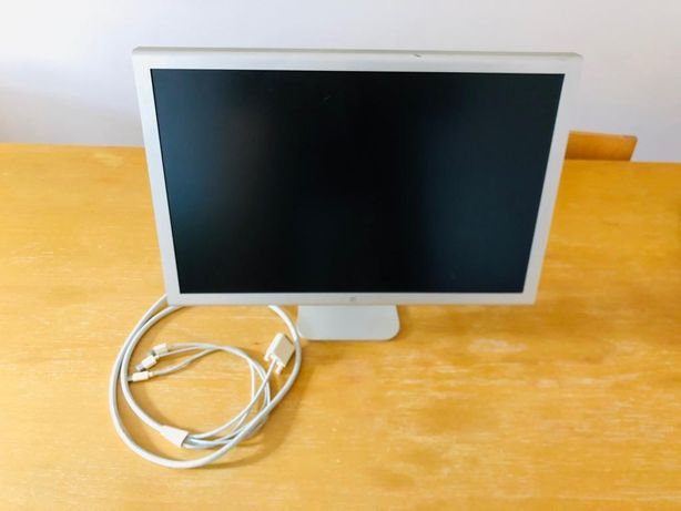 Monitor Apple Cinema HD Display