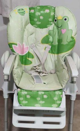 Cinto forro Redutor Cadeira Refeição CHICCO Polly Usados