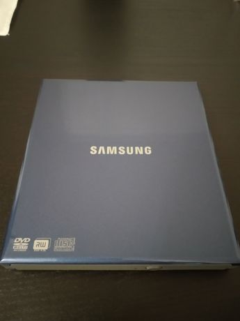 Leitor/gravador externo Samsung