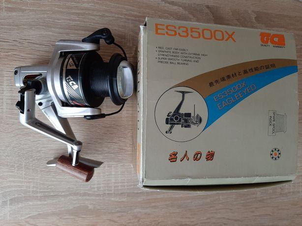Катушка для спиннинга TICA EAGLEEYED ES3500X