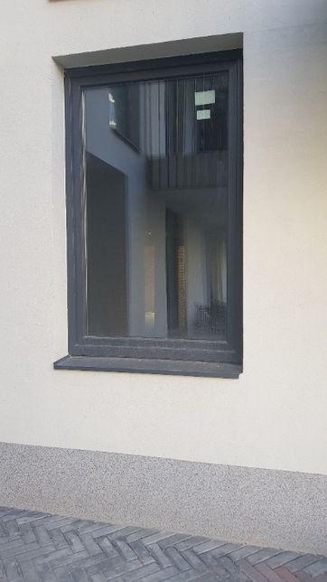 Продам окно металлопластиковое, цвет -антрацит