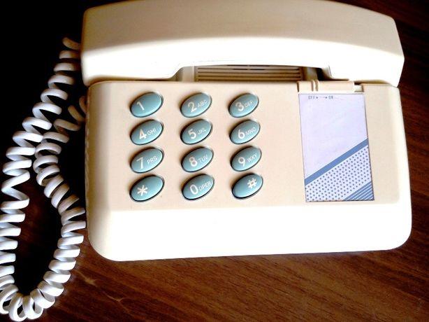 Канадский телефон стационарный рабочий в отличном состоянии