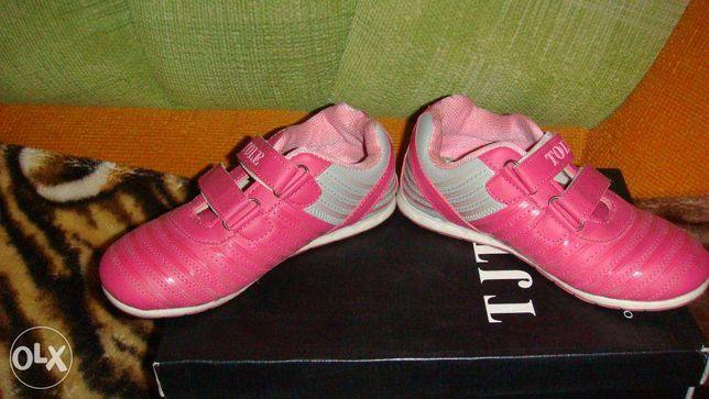 Продам кроссовки для девочки, в отличном состоянии 33 р-р