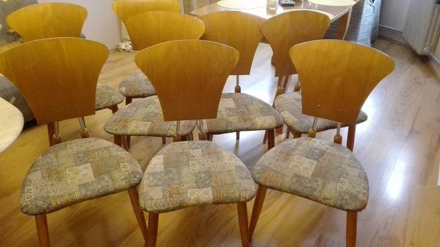 Krzesła, komplet krzeseł za 50 zł