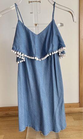 Vestido de mulher Bershka