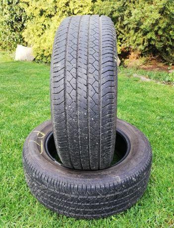 Sprzedam używane opony Dunlop Sport 225/60/17 Bieżnik ok 7mm.