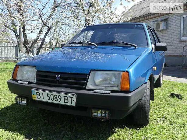 Автомобіль ВАЗ 2109