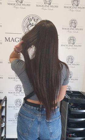 Przedłużanie włosów - 3 metody, z dojazdem do klientki
