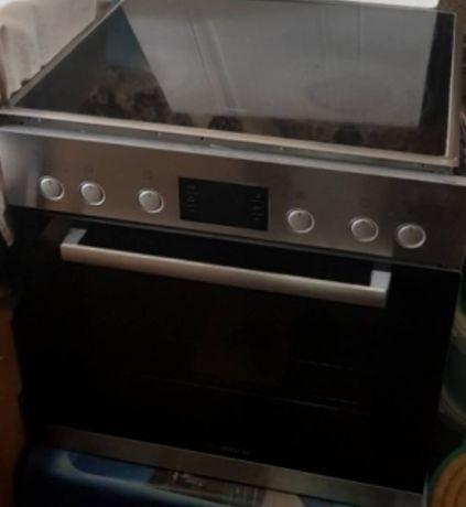 (електроплита) Комплект духова шафа+варочна поверхня Bosch