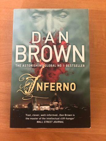 Продам книгу Dan Brown - Inferno.