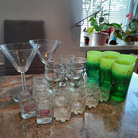 Рюмки стаканы 8грн.шт.