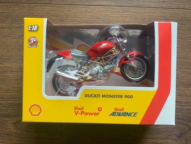 Ducati Monster 900 SHELL