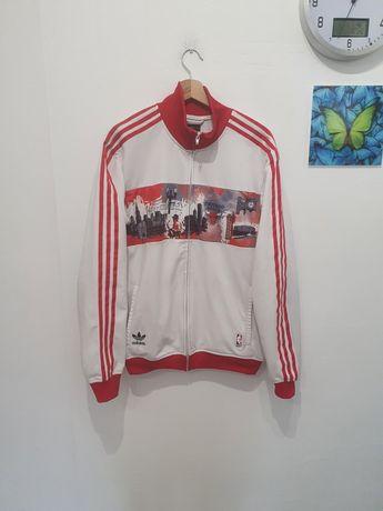 Adidas Chicago Bulls NBA rozmiar L bluza unikat City series
