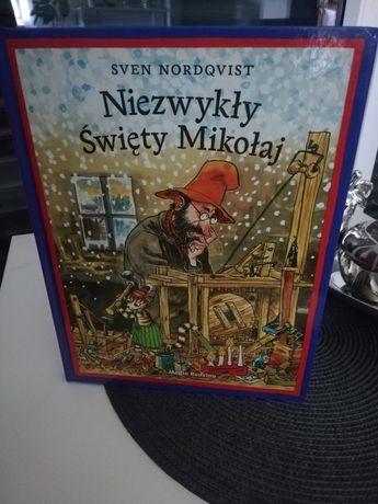 Niezwykły Święty Mikołaj Sven Nordqvist