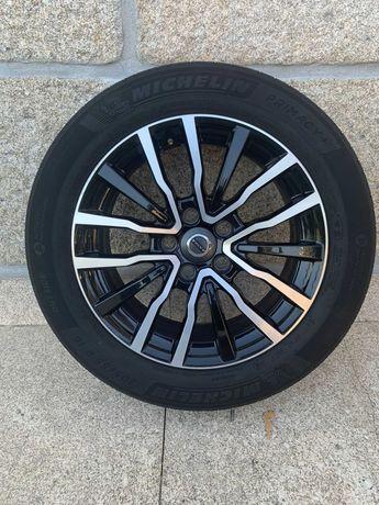 Pneus 16' Michelin + Jantes Originais Volvo