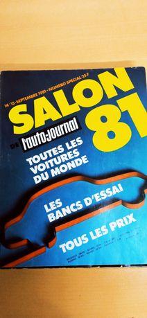 Livro de revistas anos 80