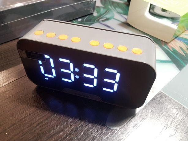Amoi Bezprzewodowy głośnik Bluetooth Radio Fm