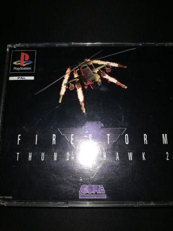 Firestorm Thunderhawk 2 Playstation PSX