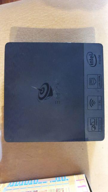 Beelink BT3 Pro II Intel X5-Z8350/4GB/64GB / Windows 10 nova na caixa