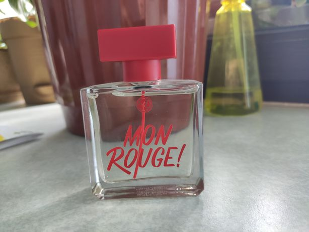 парфюмированная вода Mon Rouge Yves Rocher