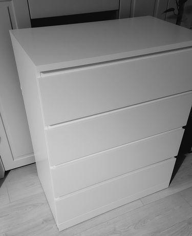 Komoda Malm 4 szuflady ideał