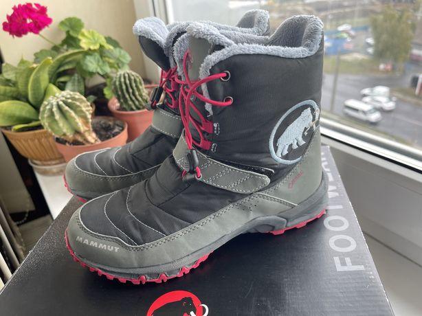 Ботинки Mammut First High GTX , 33 размер