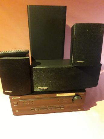 Amplituner kina domowego Pioneer VSC-409