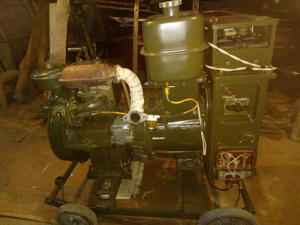 Бензогенератор АБ-2-О/230