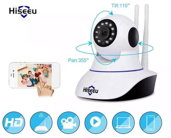 Беспроводная IP камера видеонаблюдения WiFi P2P Hiseeu FH1A
