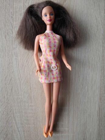 Sprzedam lalkę barbie mattel pretty in plaid z lat 90