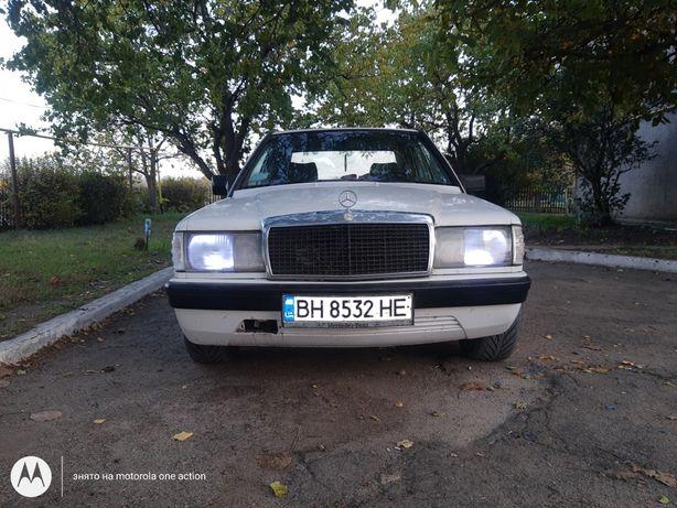 Mercedes 190 e. W201