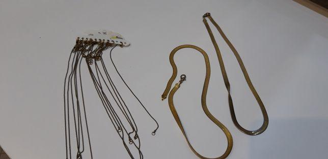 Łańcuszki i bransoletki