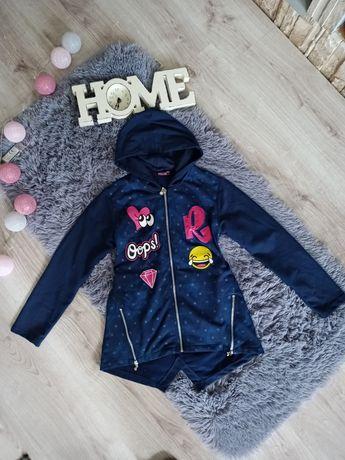 Bluza katana dla dziewczynki 146-152