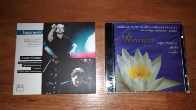 Zestaw płyt - Chór i Orkiestra Opery i Filharmonii Podlaskiej
