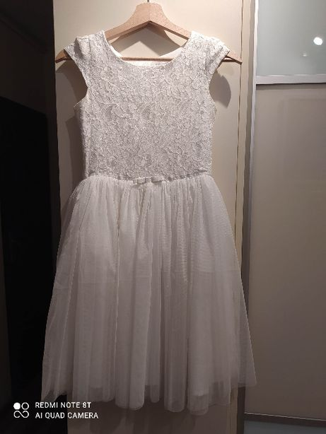 Elegancka Sukienka dla Dziewczynki r. 146
