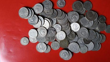 Монеты 10-15-20 копеек до реформы