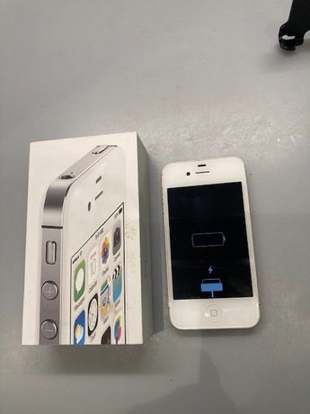 iPhone 4s bialy 8GB