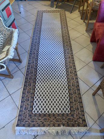 Dywan MIR z perskim wzorem. Ręcznie tkany 80/300.Stan idealny