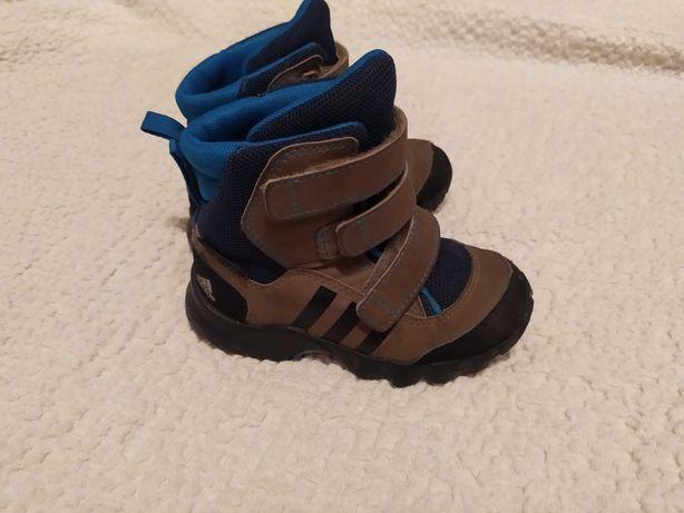 Buty zimowe Adidas dla chłopca rozm. 24