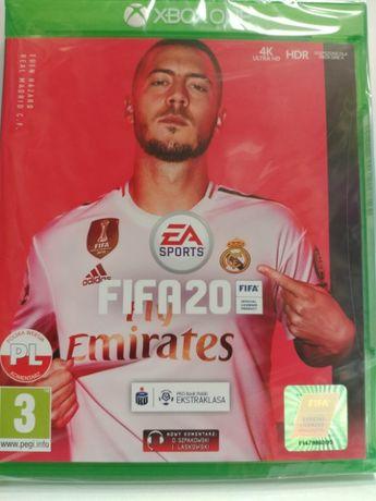 FIFA 20 na xbox one (Polska dystrybucja)(grywanda.pl)