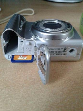 цифровой фотаппарат canon powershot A570 is