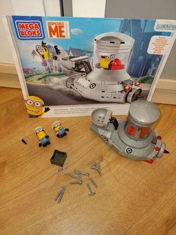 Mega Bloks Minionki Duży Pojazd Minionków CNC82 atakują gru dru lego